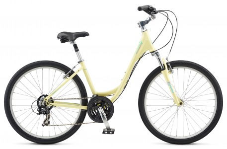 Sierra Step-Thru Bike